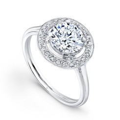Beverley K Diamond Engagement Ring R9425(A)-DDM