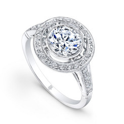Beverley K Diamond Engagement Ring R9428(A)-DDM