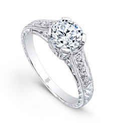 Beverley K Diamond Engagement Ring R9430(A)-DDM