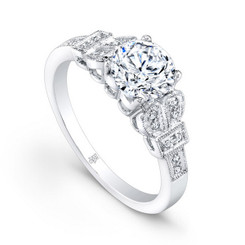 Beverley K Diamond Engagement Ring R9431(A)-DDM