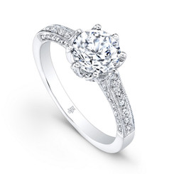 Beverley K Diamond Engagement Ring R9433(A)-DDM