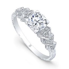 Beverley K Diamond Engagement Ring R9650(A)-DDM