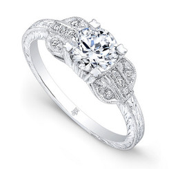 Beverley K Diamond Engagement Ring R9656(A)-DDM