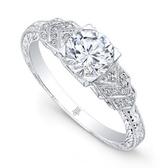 Beverley K Diamond Engagement Ring R9657(A)-DDM