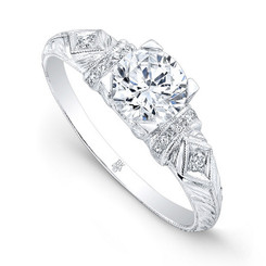 Beverley K Diamond Engagement Ring R9661(A)-DDM