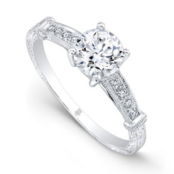 Beverley K Diamond Engagement Ring R9666(A)-DDM
