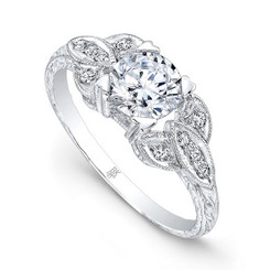 Beverley K Diamond Engagement Ring R9667(A)-DDM