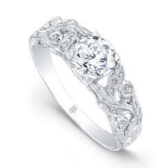 Beverley K Diamond Engagement Ring R9672(A)-DDM
