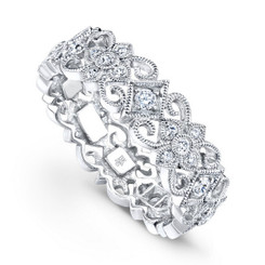 Beverley K Diamond Ring R128-DD