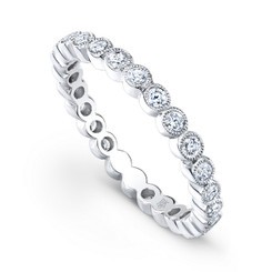 Beverley K Diamond Ring R129-DD