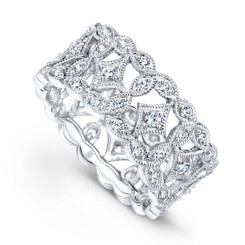 Beverley K Diamond Ring R179-DD