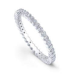 Beverley K Diamond Ring R306-DD