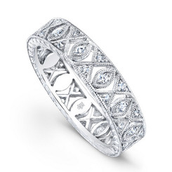Beverley K Diamond Ring R710-DD