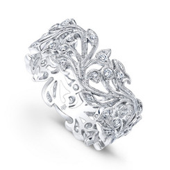 Beverley K Diamond Ring R720-DD