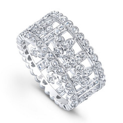 Beverley K Diamond Ring R721-DD