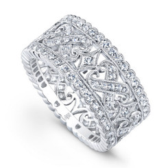 Beverley K Diamond Ring R722-DD