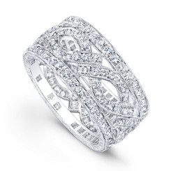 Beverley K Diamond Ring R724-DD