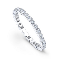 Beverley K Diamond Ring R804-D
