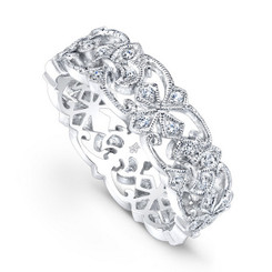 Beverley K Diamond Ring R807-D