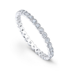 Beverley K Diamond Ring R4006-DD