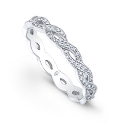 Beverley K Diamond Ring R4011-DD