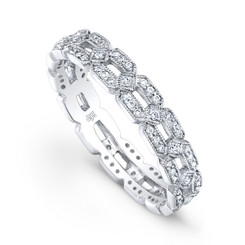 Beverley K Diamond Ring R4017-DD