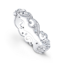 Beverley K Diamond Ring R6142-DD