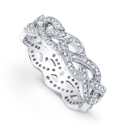 Beverley K Diamond Ring R6740-DD