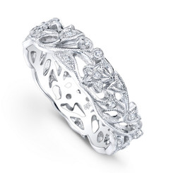 Beverley K Diamond Ring R6743-DD