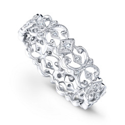 Beverley K Diamond Ring R6809-DD