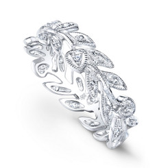 Beverley K Diamond Ring R6814-DD