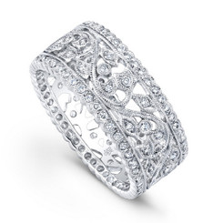 Beverley K Diamond Ring R9096-DD