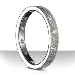 Sholdt Lynden Wedding Band R535BW-D