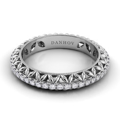 Danhov Petalo Diamond Band FE109B