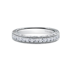 Kirk Kara Pirouetta Wedding Band K250-B