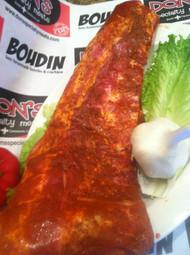 Seasoned & marinated pork ribs (1 rack)