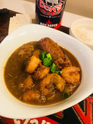 Don's Homemade Seafood Gumbo (Quart)