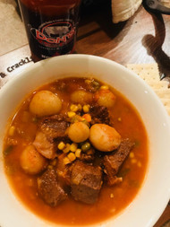 Don's Homemade Beef & Vegetable Soup (Quart)