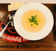 Don's Homemade Corn & Crab Bisque (Quart)