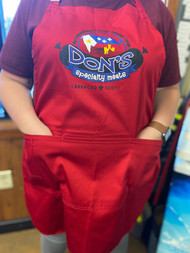 Don's Apron/Red