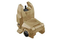 Magpul MBUS Front Flip Up Sight FDE