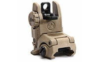 Magpul MBUS Rear Flip Up Sight FDE