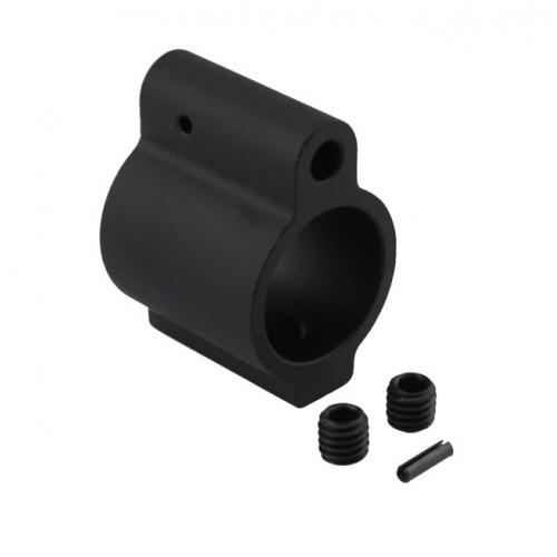 "AR-15 gas block, .750"" ID, aluminum"