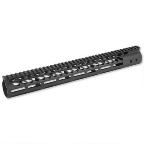 "15"" ultra lightweight, thin, M-Lok, hand guard"
