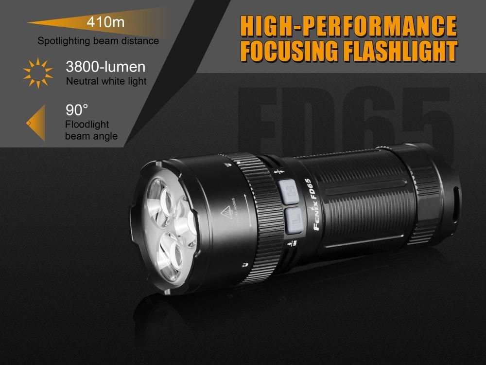 Fenix FD65 LED Flashlight
