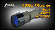 Fenix AD302 TK-Series Blue Filter Adapter