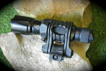 Tactical Flashlight Gun Mount (Large)
