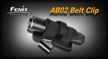 Fenix AB02 LED Flashlight Belt Clip