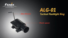 Fenix ALG01 Flashlight Tactical Ring Mount
