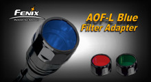 Fenix AOF-L Filter Adapter - Blue